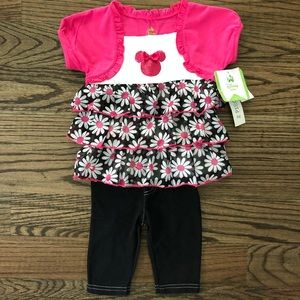 DISNEY Baby Girl Outfit
